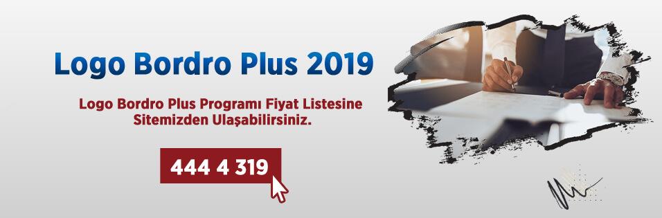 Logo Bordro Plus Fiyat Listesi 2019