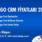 Logo Crm Fiyat Listesi 2021 - Müşteri İlişkileri Yönetimi Programı