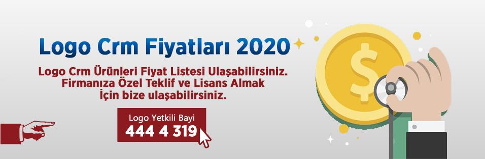 logo crm fiyat listesi 2020
