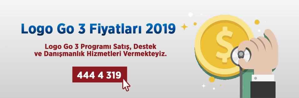 Logo Go3 Fiyat Listesi 2019, Logo Go 3 Fiyat Listesi, 2019 Logo Go3 Fiyatları
