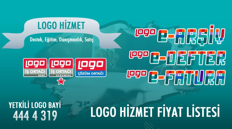 logo Hizmet Fiyat Listesi