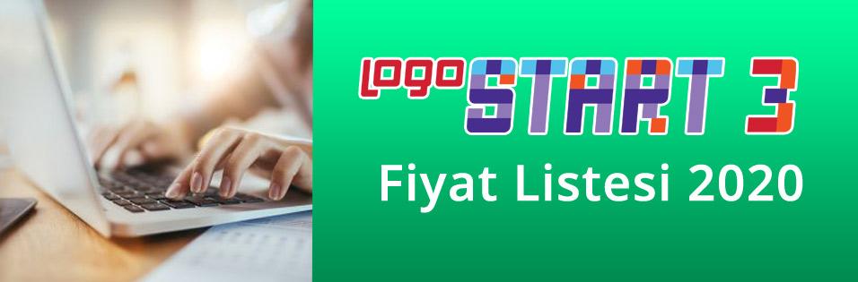 Logo Start 3 Fiyat Listesi 2020 | Ana Paket Alımı, Üst Ürün Geçiş ve Modül Fiyatları