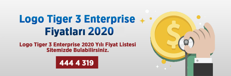 Logo Tiger 3 Enterprıse Fiyat Listesi, Logo Tiger 3 Enterprise Fiyatları 2020
