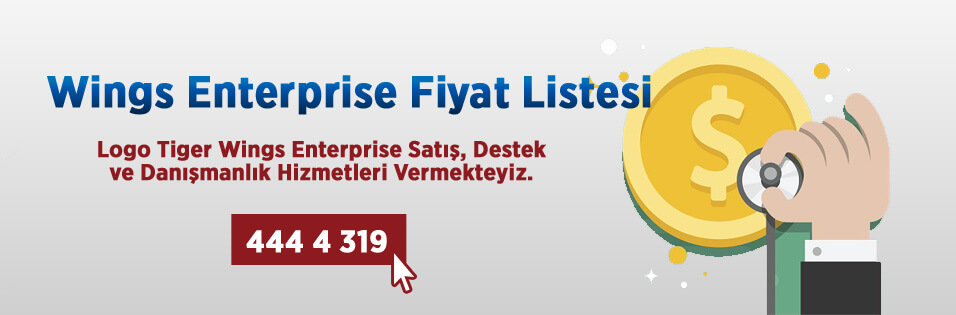 Logo Tiger Wings Enterprise Fiyatları, Logo Tiger Wings Enterprise Fiyat Listesi 2019