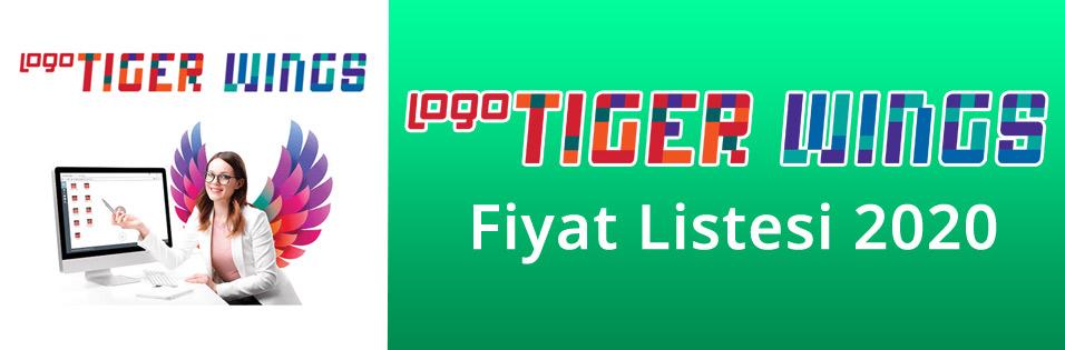 logo tiger wings fiyat listesi