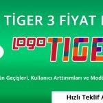 Logo Tiger 3 Fiyat Listesi: Anapaket, Geçiş, Kullanıcı Artırımı, Lem, Lisans ve Modül Fiyatları