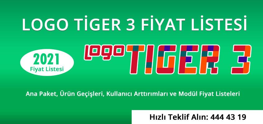logo tiger 3 fiyat