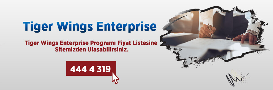 Tiger Wings Enterprise Fiyatları, Tiger Wings Enterprise Fiyat Listesi 2019